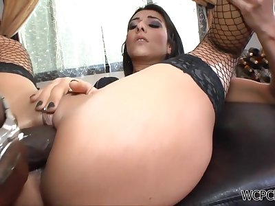 Excellent xxx video Creampie splendid just for you - Lou Charmelle