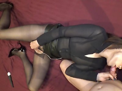 Deathly Pantyhose Ultra-small Panty Stile