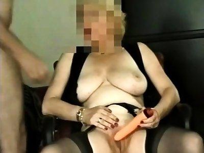 Nylons, Ficken, Dicke Titten, Pussy
