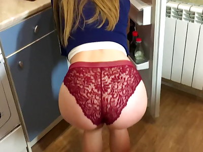 Fuck wife on be transferred to kitchen ship aboard
